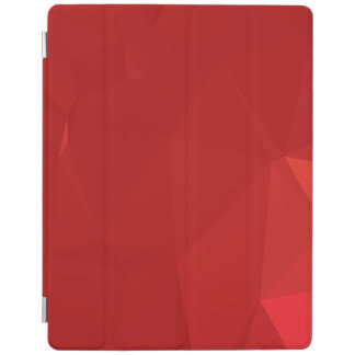 Abstract & Modern Geo Designs - Strawberry Love iPad Cover