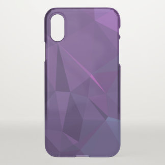 Abstract & Modern Geo Designs - Titan Storm iPhone X Case