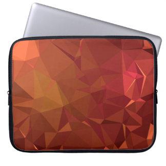 Abstract & Modern Geometric Designs - Amber Grace Laptop Sleeve
