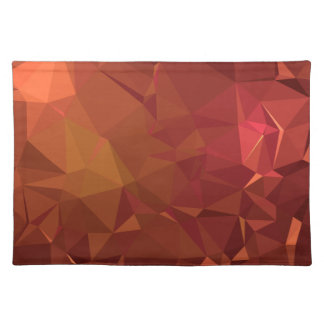 Abstract & Modern Geometric Designs - Amber Grace Placemat