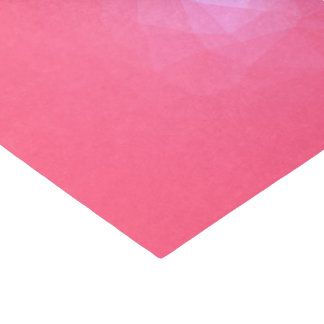 Abstract & Modern Geometric Designs - Dragon Fruit Tissue Paper