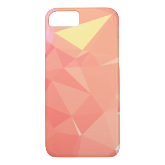 Abstract & Modern Geometric Designs - Life Begins iPhone 8/7 Case