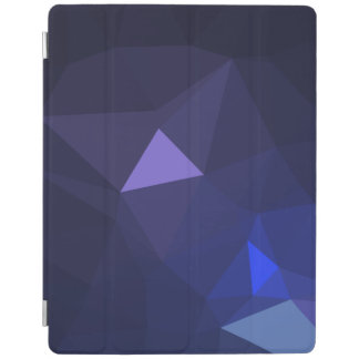 Abstract & Modern Geometric Designs - OceanViolet iPad Cover