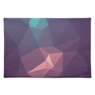 Abstract & Modern Geometric Designs - Sea Life Placemat