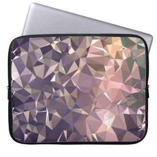 Abstract & Modern Geometric Designs - Space Time Laptop Sleeve