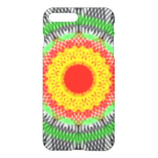 Abstract modern pattern iPhone 7 plus case