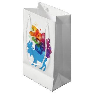 Abstract Moose Gift Bag