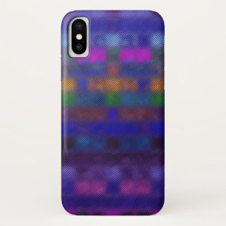 Abstract Mosaic Glass Pattern Case-Mate iPhone Case