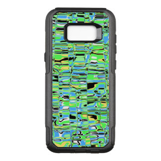 Abstract Mosaic OtterBox Commuter Samsung Galaxy S8+ Case