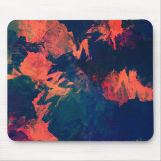 Abstract Mouse Mat Mouse Pad