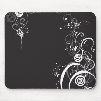 Abstract mousepad
