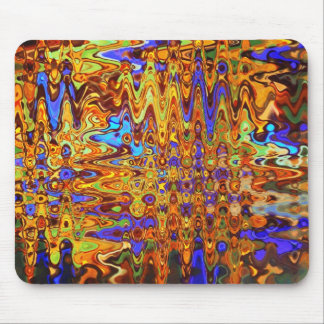 abstract, mouse pad
