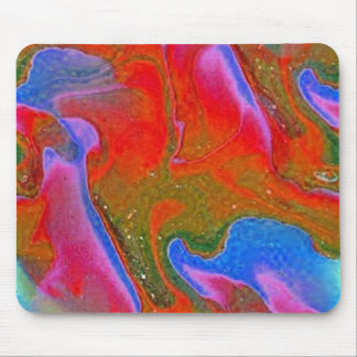 abstract mouse pads