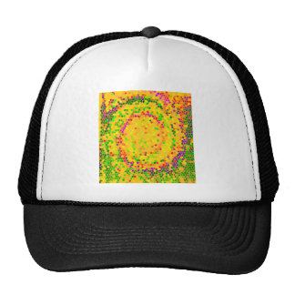 Abstract Mozaik. Trucker Hat