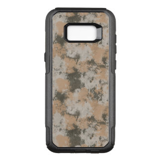 Abstract Mud Puddle OtterBox Commuter Samsung Galaxy S8+ Case