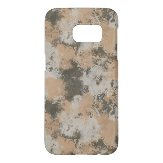 Abstract Mud Puddle Samsung Galaxy S7 Case