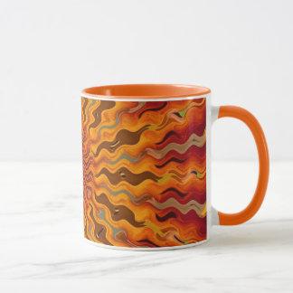 Abstract Mug