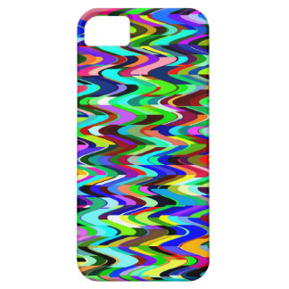 Abstract Multicolor Mosaic Pattern iPhone 5 Covers