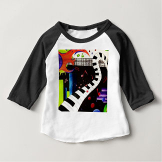 Abstract Music 2013 Baby T-Shirt