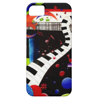 Abstract Music 2013 Case For The iPhone 5