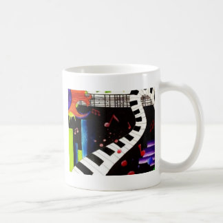 Abstract Music 2013 Coffee Mug