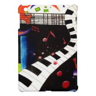 Abstract Music 2013 iPad Mini Cover