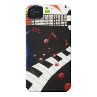 Abstract Music 2013 iPhone 4 Case