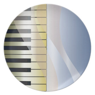 Abstract Music Background Plate
