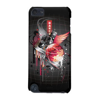 Abstract Music Design iPod Touch 5G Case