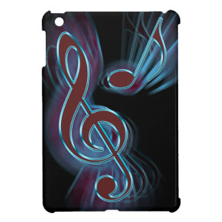 Abstract music. iPad mini cases
