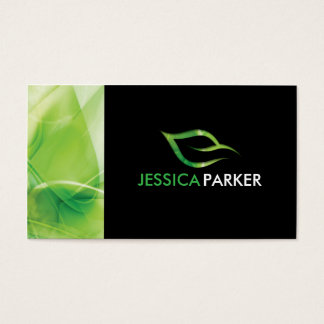 Abstract - Nature Business Card