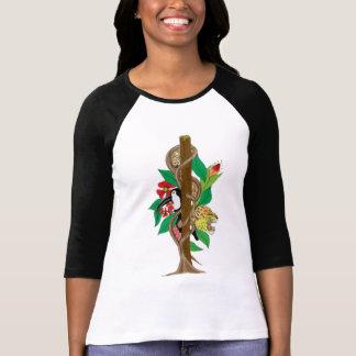 Abstract Nature T-Shirt