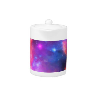 Abstract Nebula of Magellanic Cloud
