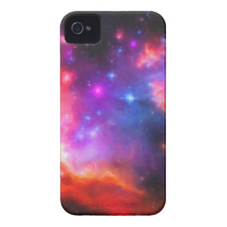 Abstract Nebula of Magellanic Cloud iPhone 4 Case