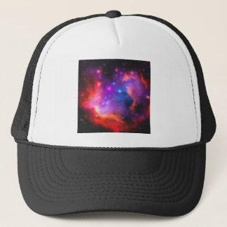 Abstract Nebula of Magellanic Cloud Trucker Hat