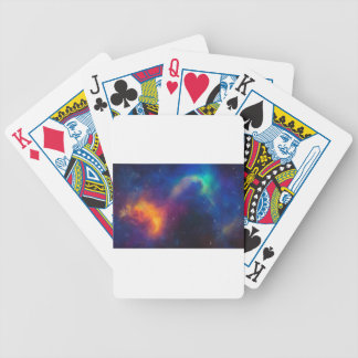 Abstract Nebulla with Galactic Cosmic Cloud 24 Bicycle Playing Cards