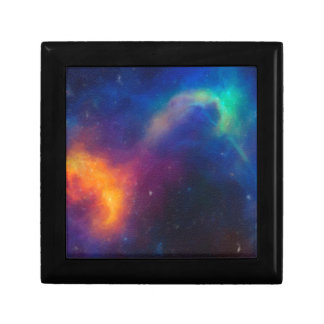Abstract Nebulla with Galactic Cosmic Cloud 24 Gift Box
