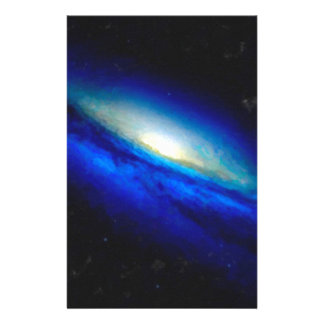 Abstract Nebulla with Galactic Cosmic Cloud 26 Stationery