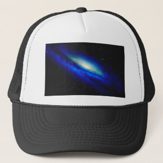 Abstract Nebulla with Galactic Cosmic Cloud 26 Trucker Hat