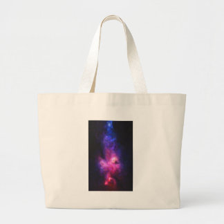 Abstract Nebulla with Galactic Cosmic Cloud 27 Large Tote Bag