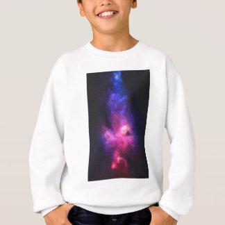 Abstract Nebulla with Galactic Cosmic Cloud 27 Sweatshirt