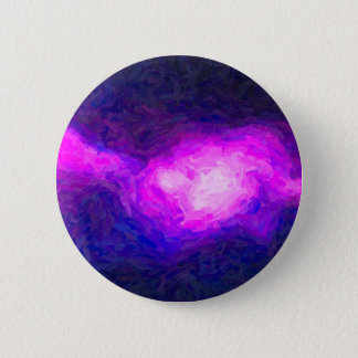 Abstract Nebulla with Galactic Cosmic Cloud 28a.jp 2 Inch Round Button
