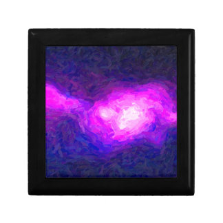 Abstract Nebulla with Galactic Cosmic Cloud 28a.jp Gift Box
