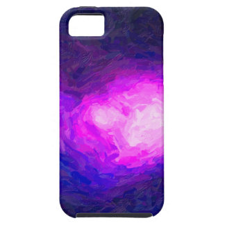 Abstract Nebulla with Galactic Cosmic Cloud 28a.jp iPhone 5 Cover