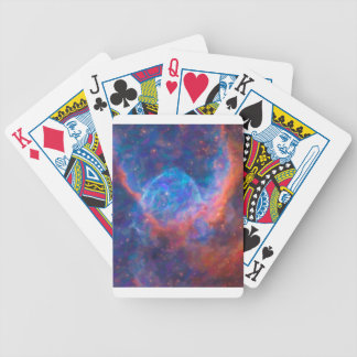 Abstract Nebulla with Galactic Cosmic Cloud 29 Bicycle Playing Cards