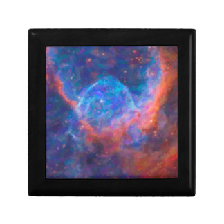 Abstract Nebulla with Galactic Cosmic Cloud 29 Gift Box
