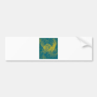 Abstract Nebulla with Galactic Cosmic Cloud 29a.jp Bumper Sticker