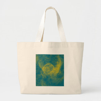 Abstract Nebulla with Galactic Cosmic Cloud 29a.jp Large Tote Bag