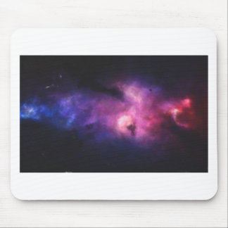 Abstract Nebulla with Galactic Cosmic Cloud 33 Mouse Pad