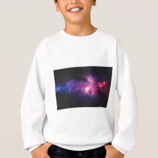 Abstract Nebulla with Galactic Cosmic Cloud 33 Sweatshirt